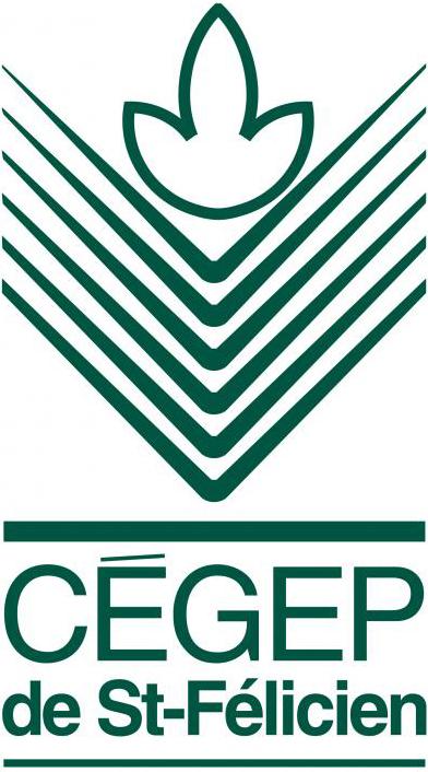 logo Cégep Saint-Félicien